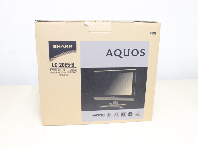 SHARP AQUOS LC-20E5-B