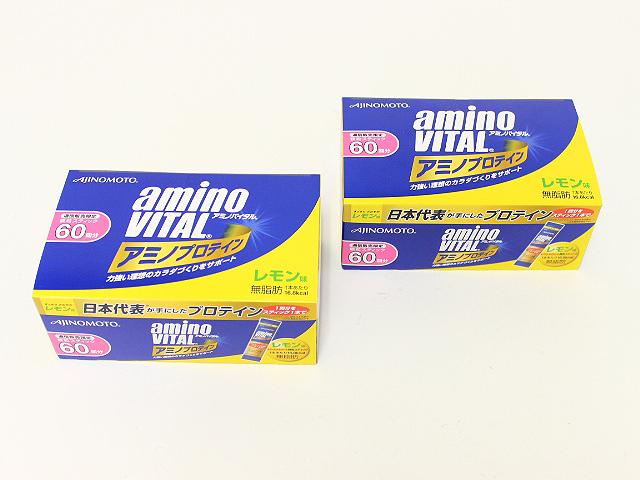 味の素 アミノプロテイン レモン味  買取